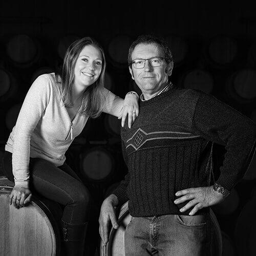 Portrait de notre équipe de vignerons !